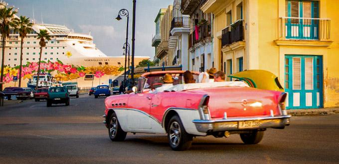 Pasajes a Cuba